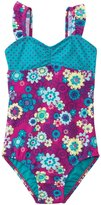 Roxy Girls Sweet Floral One Piece Swimsuit (6mos24mos) - 8135490