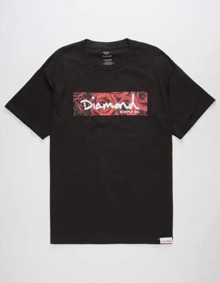 Diamond Supply Co. Bouquet Box Mens T-Shirt