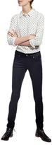Joules Monroe Skinny Jeans, Blue Black