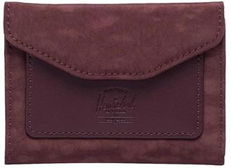 Herschel Orion Wallet RFID (Deep Burgundy) Wallet