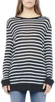Alexander Wang Stripe Linen Top