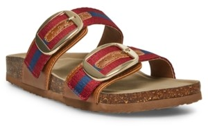 Madden-Girl Bambam Footbed Sandals