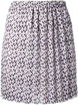 Etoile Isabel Marant jacquard print skirt