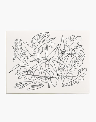 Madewell Good for the Bees Summer Findings Art Print