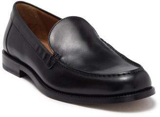 Antonio Maurizi Leather Venetian Loafer
