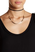Stephan & Co Triangle Chain Choker
