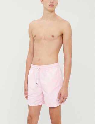 Polo Ralph Lauren Traveller logo-embroidered swim shorts