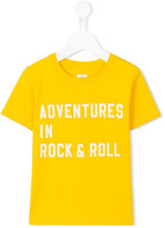 No Added Sugar Adventures in Rock & Roll T-shirt - kids - Cotton - 3 yrs