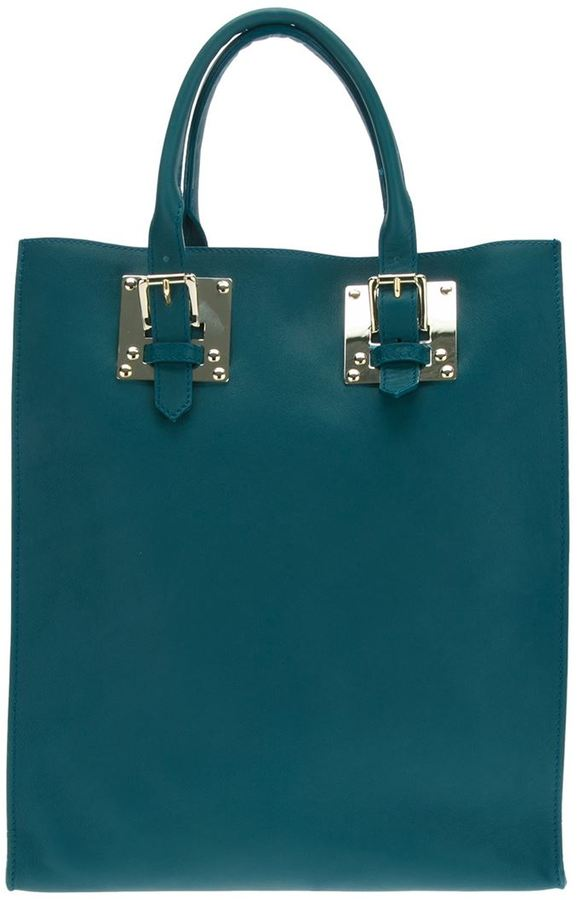 Sophie Hulme relaxed tote bag