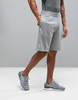 Under Armour Training Tech Terry Shorts In Grey 1289703-025