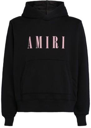 Amiri Cotton Logo Hoodie