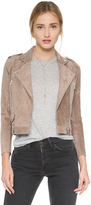Capulet Suede Moto Jacket