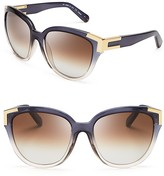 Chloé Oversized Cat Eye Sunglasses