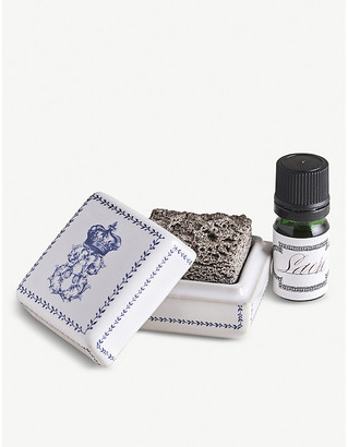 BULY 1803 Alabaster Sacre fragrance diffuser and refill