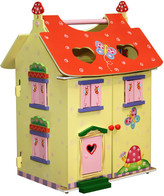 Fantasy Fields Magic Garden Hand Carry Doll House