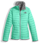 The North Face Girls' Reversible Mossbud Swirl Jacket, Size XXS-XL