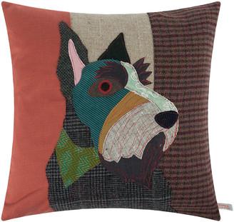 Carola Van Dyke Carola van Dyke - Hamish The Scottie Dog Cushion - 50x50cm