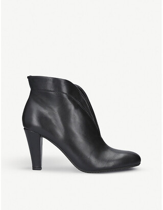 Carvela Comfort Rida leather ankle boots