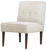 Skyline Furniture Three Button Armless Chair