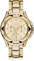 Karl Lagerfeld 7 Iconic Unisex Golden Chronograph Watch