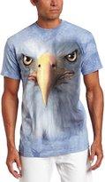 The Mountain Men's Eagle Face T-shirt