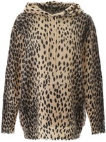 R 13 Leopard Printed Sweater