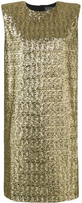Gianluca Capannolo sequinned cocktail dress