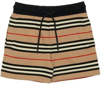 Burberry Signature Cotton Sweat Shorts