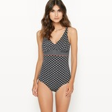 Anne Weyburn Swimsuit with Tummy-Toning Effect