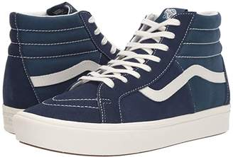 Vans ComfyCush SK8-Hitm Split ((Ripstop) Dress Blues/Gibraltar Sea) Athletic Shoes