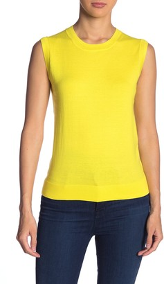 J.Crew J. Crew Crew Neck Knit Tank Top
