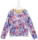 Paul Smith floral print cardigan