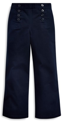 Ralph Lauren Cotton Twill Sailor Trouser