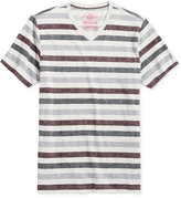 American Rag Men's Holiday Stripe T-Shirt, Only at Macy's