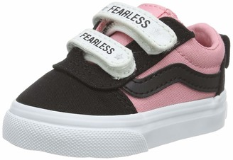 Vans Baby Ward V-Velcro Canvas Trainers