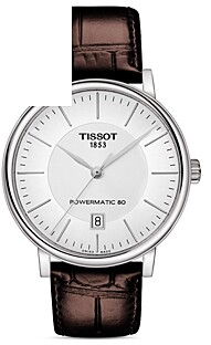 Tissot Carson Premium Powermatic 80 Watch, 40mm