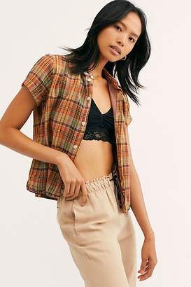 Cp Shades Sturgill Short Sleeve Buttondown by at Free People