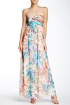 Aidan Mattox Ruched Sweetheart Dress 141611810