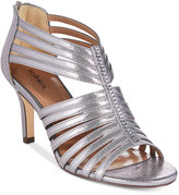 Style&Co. Style & Co Shaynaa Embellished Evening Pumps, Only at Macy's