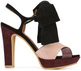 See by Chloe bow detail sandals
