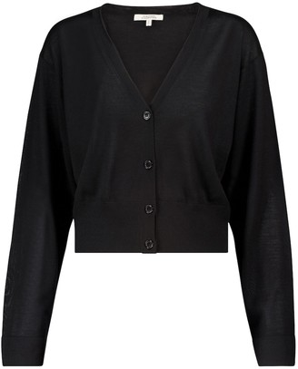 Dorothee Schumacher Exclusive to Mytheresa Open Mind wool and silk cardigan