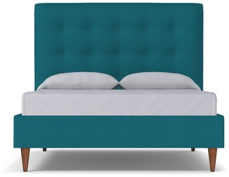 Apt2B Palmer Drive Eastern King Upholstered Bed in Biloxi Blue