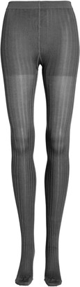 Prada Ribbed Tights