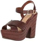Schutz Women's Bob-Loo Platform Sandal