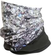 Barts Polar Glitter Snood Silver