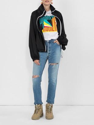 Givenchy Shell Windbreaker Jacket