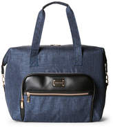 "Adrienne Vittadini 18"" Barnett Collection Duffel"