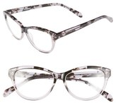 Corinne McCormack Women's 'Jenna' 50Mm Reading Glasses - Grey Black