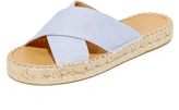 Matt Bernson Porto Chambray Slides