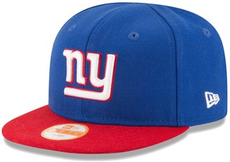 New Era Infant Royal/Red New York Giants My 1st 9FIFTY Snapback Adjustable Hat